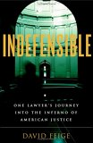 book cover for indefensible