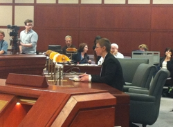 Aleks testifies in CT for sentencing enhancement zone policy reform