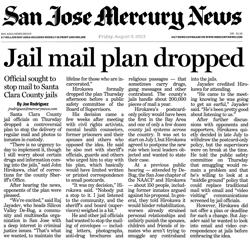 Prison crowding research paper