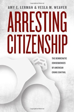 book cover for Arresting Citizenship