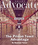 Advocate newspaper cover