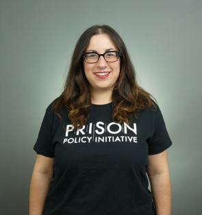 Prison Policy Initiative t-shirt