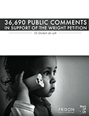 36,690 public comments in support of the Wright Petition